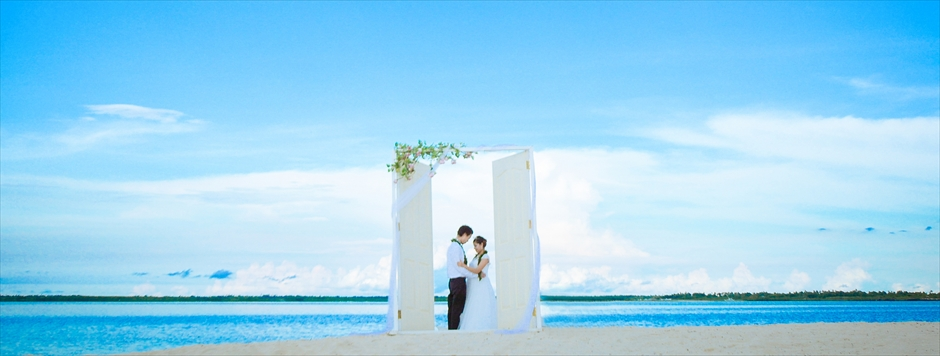 Caohagan Island Heaven's Door<br>Ceremony Photoshoot