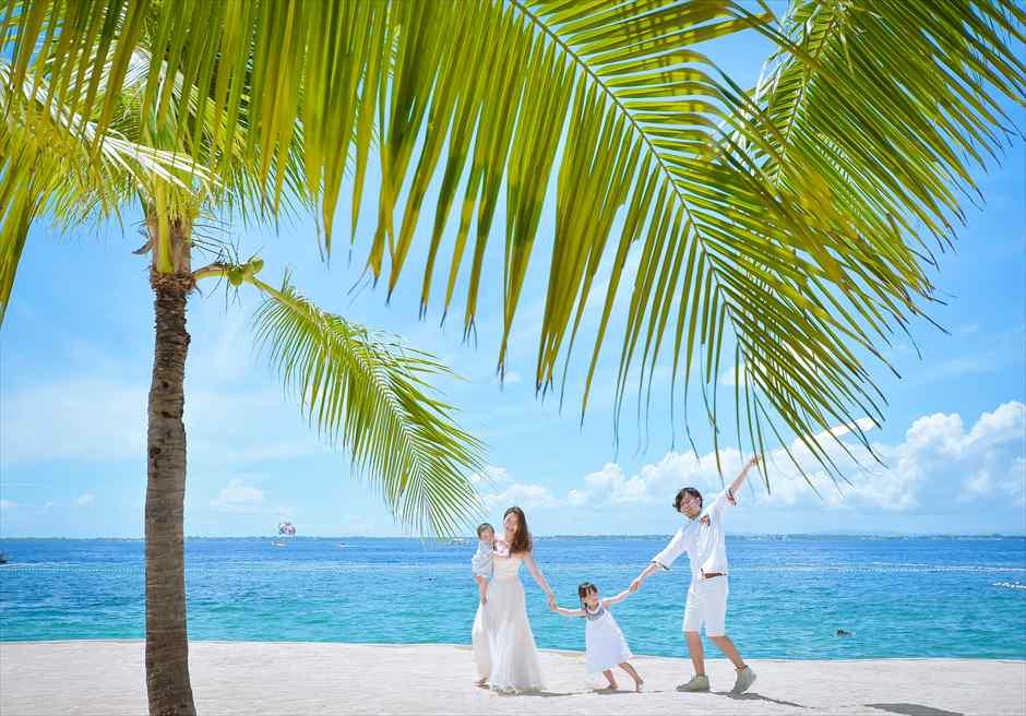 ジェイ・パーク・アイランド・リゾート<br /> トロピカルなビーチにてフォトウェディング