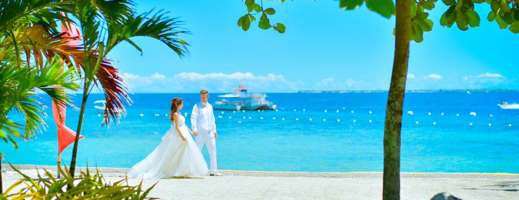 セブ島ビーチ・フォトウェディング<br /> Jpark Island Resort&amp;Waterpark Cebu<br /> ~ジェイパーク・アイランド・リゾート&ウォーターパーク・セブ