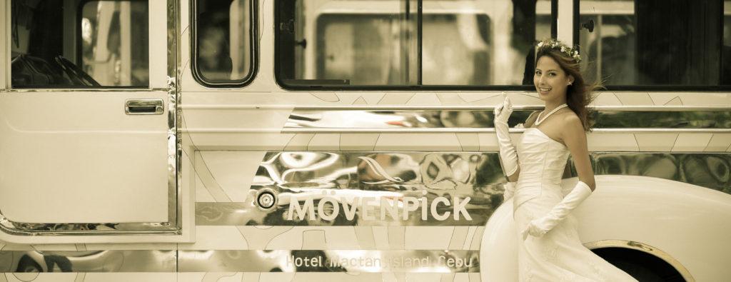 セブ・ホテル・フォトウェディング<br /> Movenpick Hotel Mactan Island Cebu<br /> ~モーベンピック・ホテル・マクタン・アイランド・セブ
