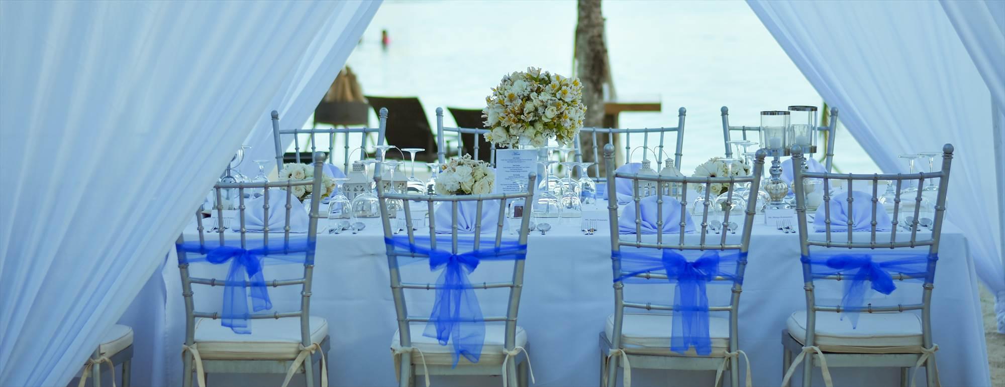 セブ島ビーチ・ウェディング・パーティーBluewater Maribago Beach Wedding Party~ブルーウォーター・マリバゴ・ビーチ・パーティー