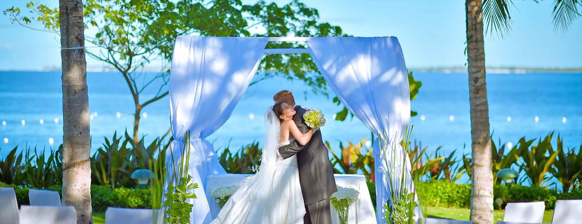 セブ島ガーデン・ウェディングCrimson Resort&Spa Mactan Wedding~クリムゾン・リゾート&スパ・マクタン挙式