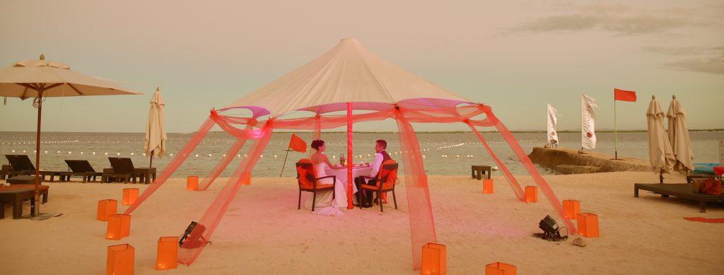 セブ島ウェディングパーティー<br /> Crimson Resort&Spa Mactan<br /> ~クリムゾン・リゾート&スパ・マクタン