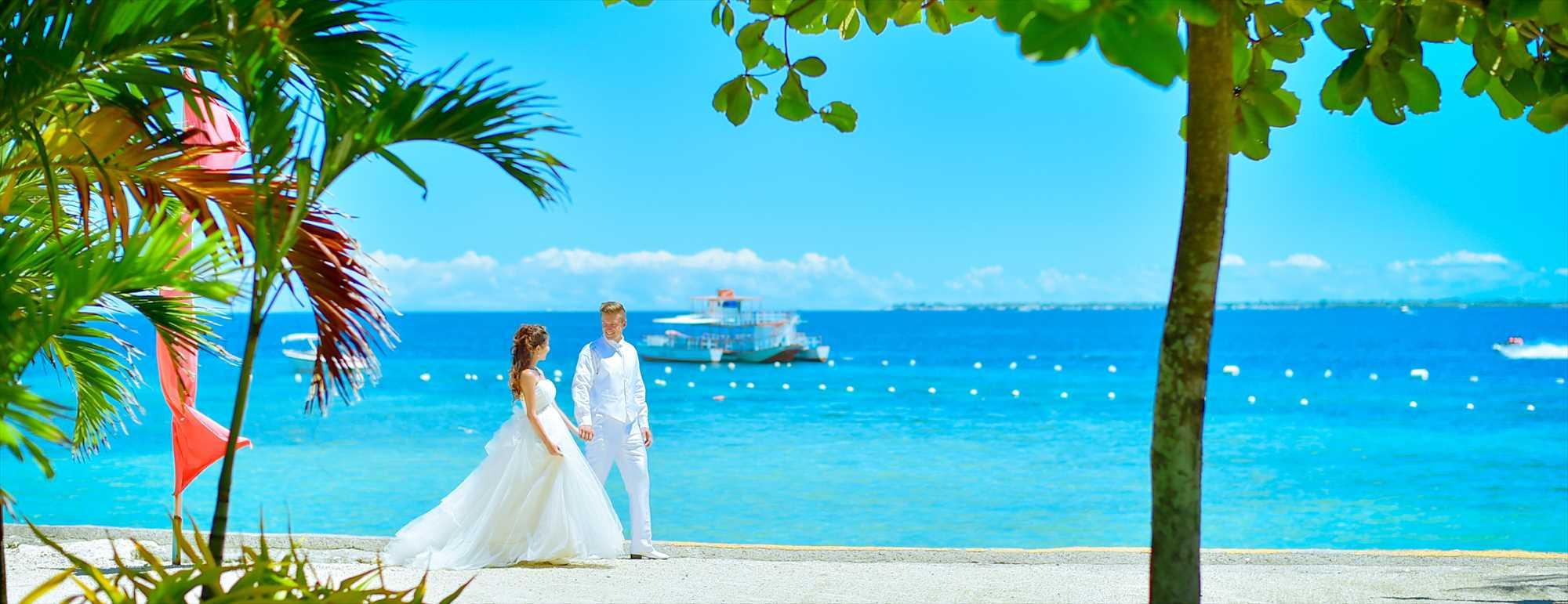 セブ島ビーチ・ウェディング・フォトJ Park Isaland Resort&Waterpark Cebu Wedding~ジェイ・パーク・アイランド・リゾート挙式