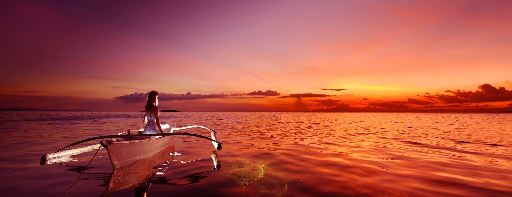 セブ島サンセット・フォトウェディングCebu Olango Island Sunset Photo Wedding~セブ・オランゴ島・フォトウェディング