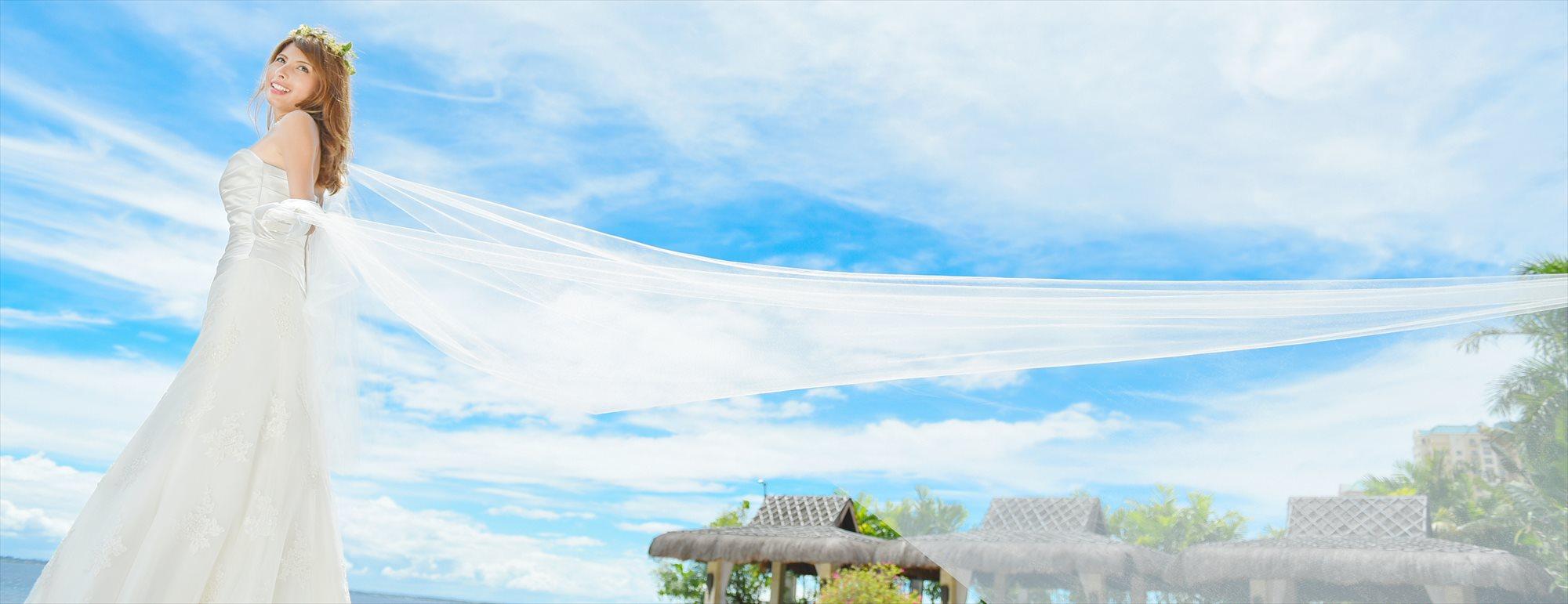 セブ島リゾート・ウェディング・フォトAbaca Boutique Resort + Restaurant Wedding~アバカ・ブティック・リゾート挙式