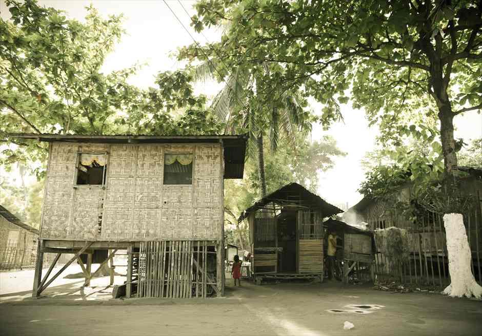 いまなお、セブ島の伝統的な暮らしが残るオランゴ島