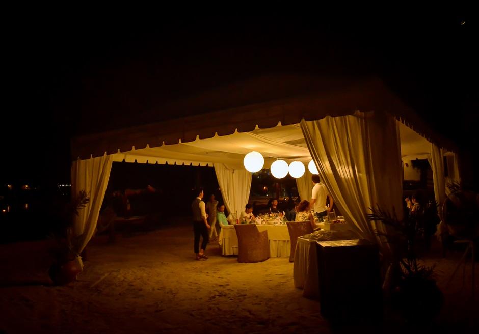 ブルーウォーター・マリバゴ・ビーチリゾート セブ島ビーチ挙式会場 セブウェディングパーティー マリバゴ・挙式パーティー会場