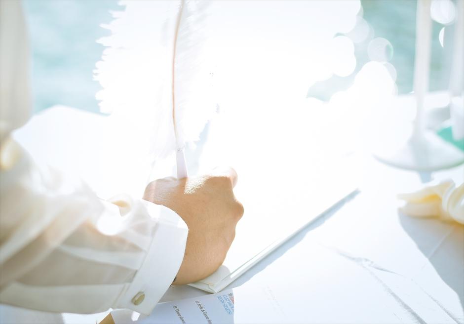 シャトー・バイ・ザ・シー セブ島ウェディング シャトー・マクタン セブウェディング会場 セブ・オーシャン挙式会場 結婚証明書