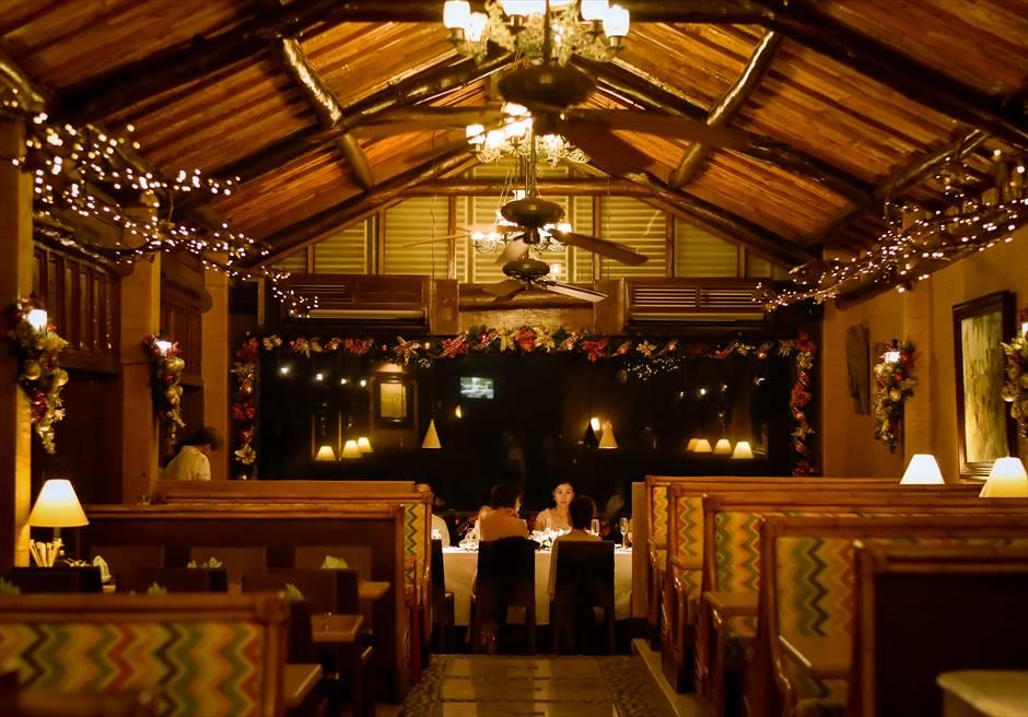 プランテーション・ベイ・リゾート&スパ・マクタン セブ・ウェディングパーティー会場 プランテーション・ウェディングパーティー セブ・ウェディングレストラン