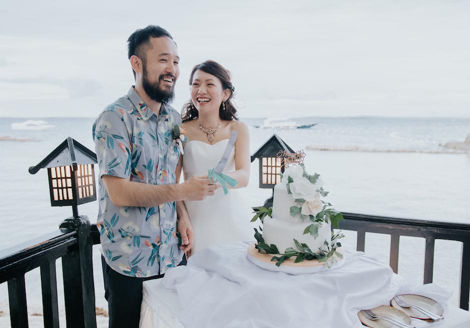 プランテーション・ベイ・リゾート&スパ|6月挙式&披露宴 I・R様& I・R様