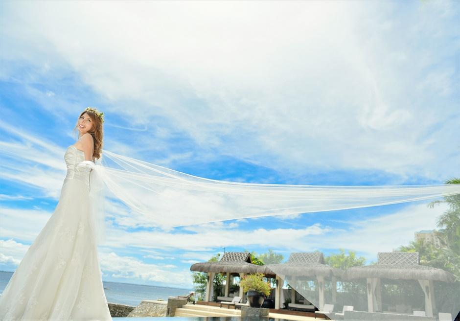 セブ島オーシャン・ウェディング/ Abaca Boutique Resort Ocean Wedding/ ~アバカ・ブティック・リゾート挙式