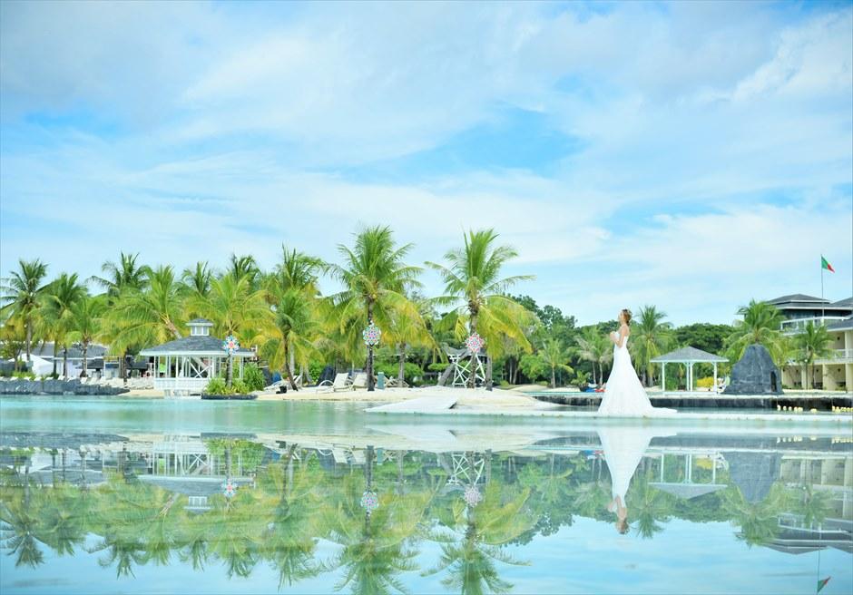 セブ島ラグーン・ウェディング/ Plantation Bay Resort&Spa Wedding/ ~プランテーション・ベイ挙式