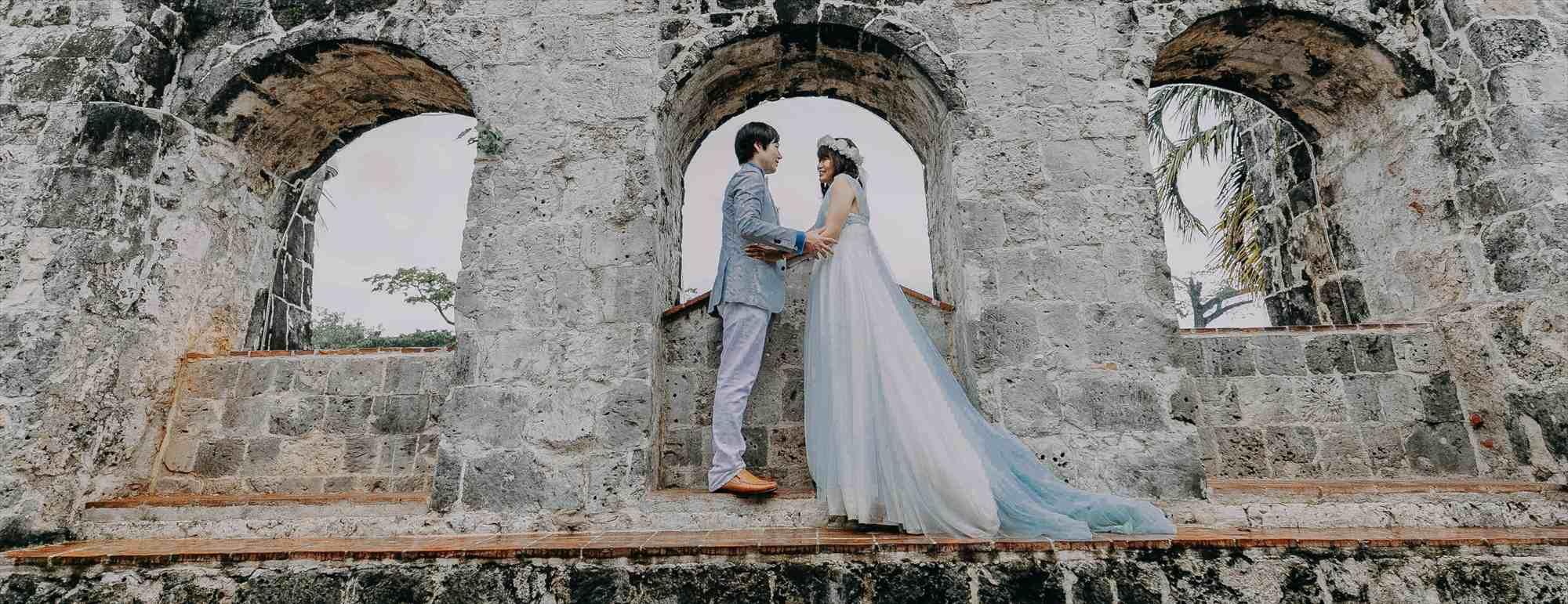 セブ島シティ・ウェディング・フォトCebu City Wedding Photo Fort San Perdo~サン・ペドロ要塞フォトウェディング