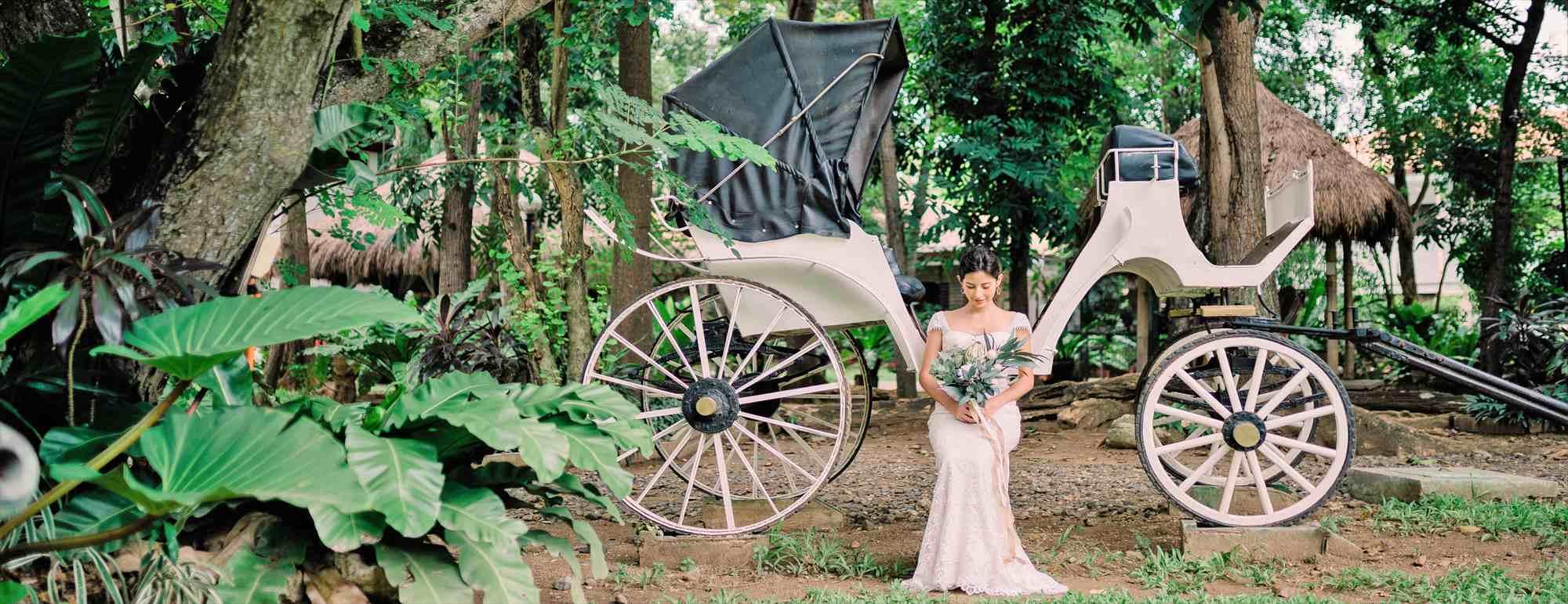 セブ島ガーデン・ウェディング・フォトCebu White Sands Resorts&Spa Wedding~セブ・ホワイト・サンズ・ガーデン挙式