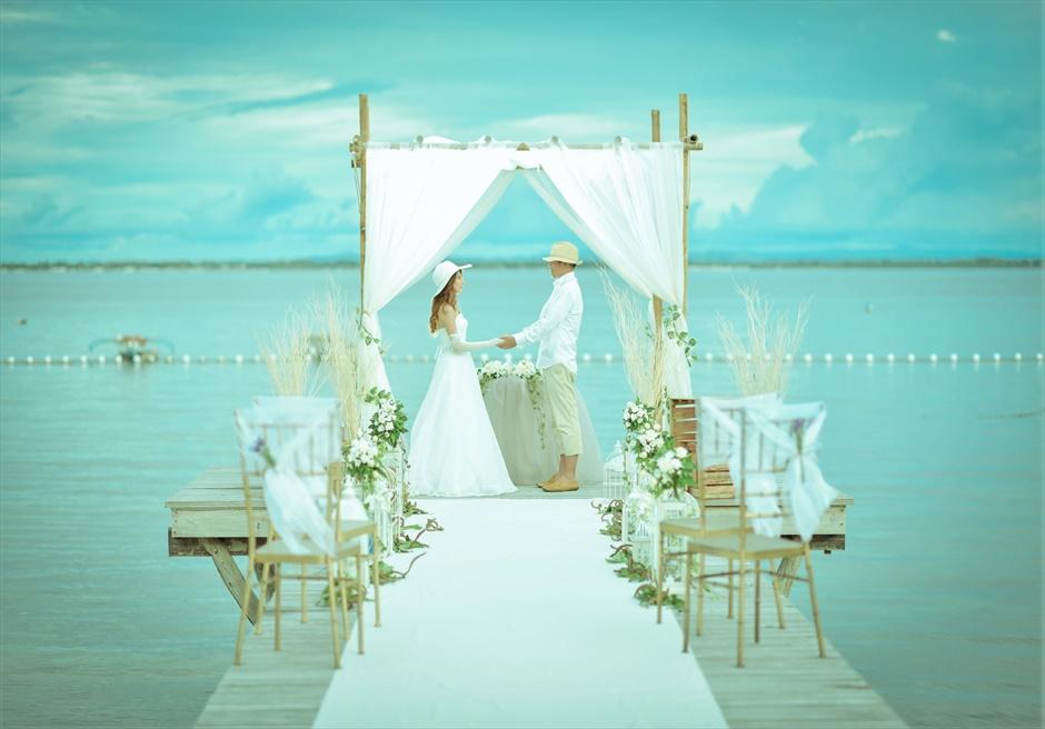 セブ島オーシャン・ウェディング/ Chateau by the Sea Wedding/ ~シャトー・バイ・ザ・シー挙式