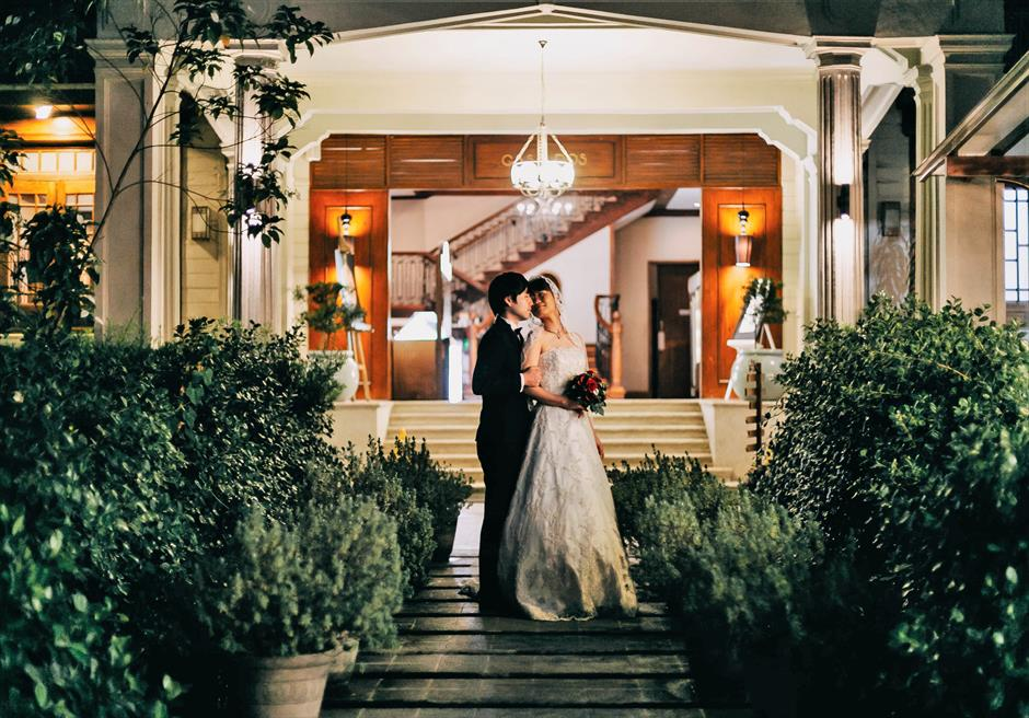 セブ島レストラン・ウェディング・パーティー/ Circa 1900 Wedding Party/ ~シルカ1900・邸宅挙式