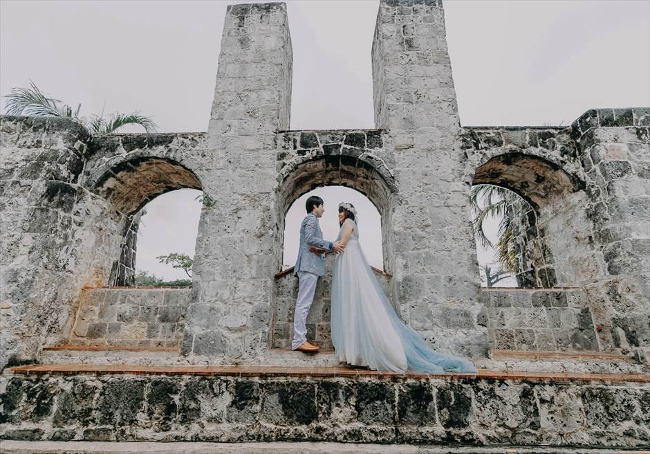 セブ島シティ・ウェディング・フォト/ Cebu City Wedding Photo Fort San Perdo/ ~サン・ペドロ要塞フォトウェディング