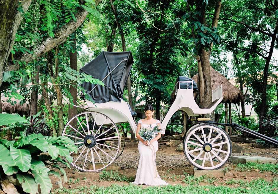 セブ島ガーデン・ウェディング・フォト/ Cebu White Sands Resorts&Spa Wedding/ ~セブ・ホワイト・サンズ・ガーデン挙式