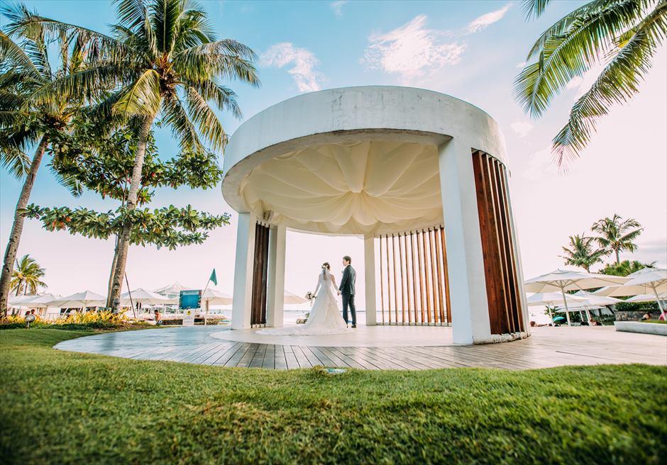 セブ島ガーデン&ガゼボ・ウェディング/ Movenpick Hotel Mactan Island Cebu Wedding/ ~モーベンピック・ホテル・マクタン挙式