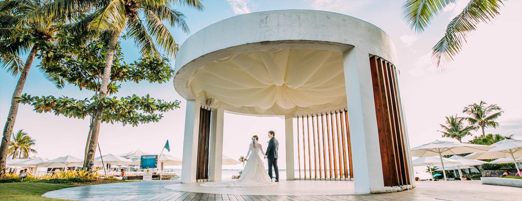 セブ島ガーデン&ガゼボ・ウェディングMovenpick Hotel Mactan Island Cebu Wedding~モーベンピック・ホテル・マクタン挙式
