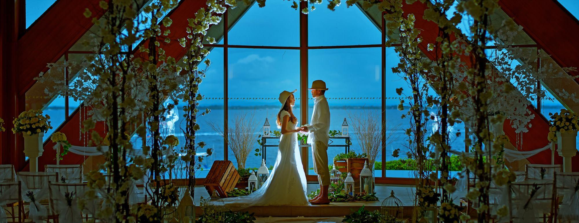 セブ島チャペル・ウェディングShangri-La's Mactan Resort&Spa~シャングリラ・マクタン・リゾート挙式