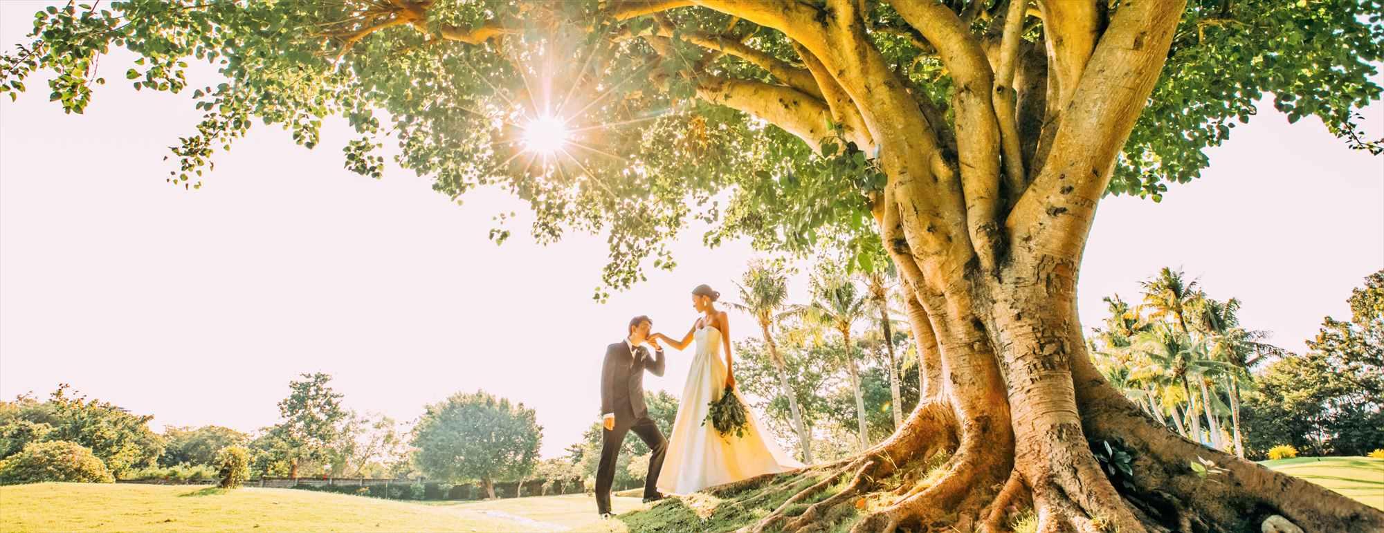 セブ島ガーデン・ウェディング・フォトShagri-La's Mactan Resort&Spa Wedding Photo~シャングリラ・マクタン挙式