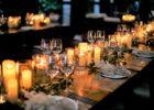 アバカ・ブティック・リゾートウェディングパーティー ウェディングパーティー キャンドルライト装飾