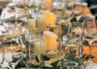 アバカ・ブティック・リゾートウェディングパーティー ウェディングパーティー テーブル装飾