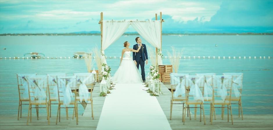 Natural Wedding at Board Walk