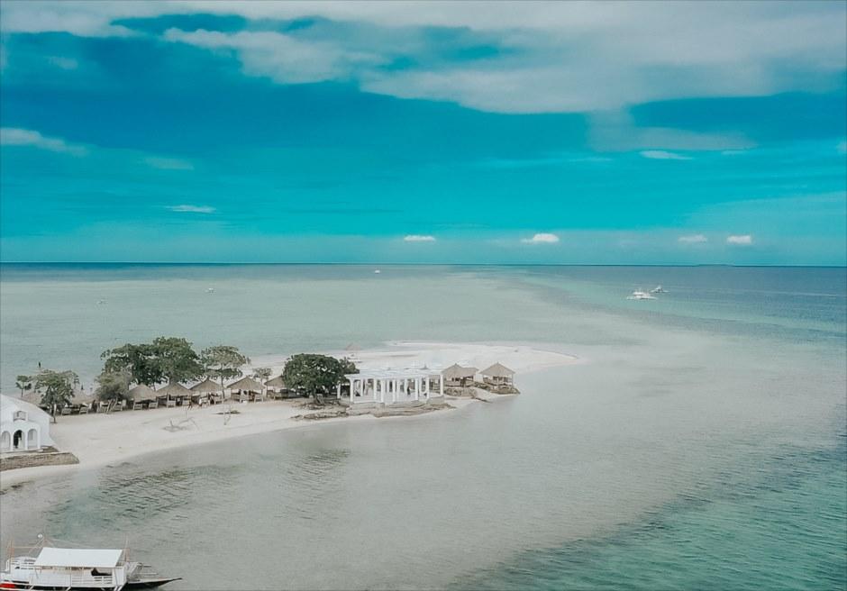 セブ パンダノン島 アイランドホッピング ツアー
