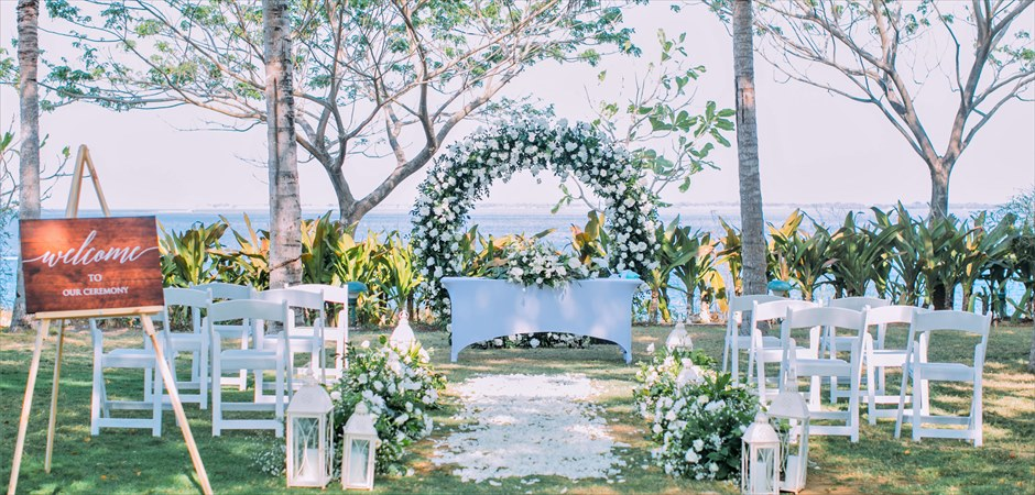 Dewy Wedding at Villa Garden