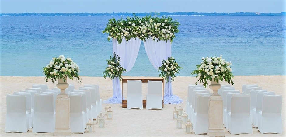 Classic Wedding at Crimson Beach