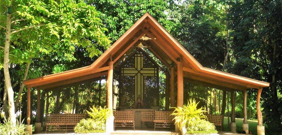 Rustic Wedding at Garden Chapel