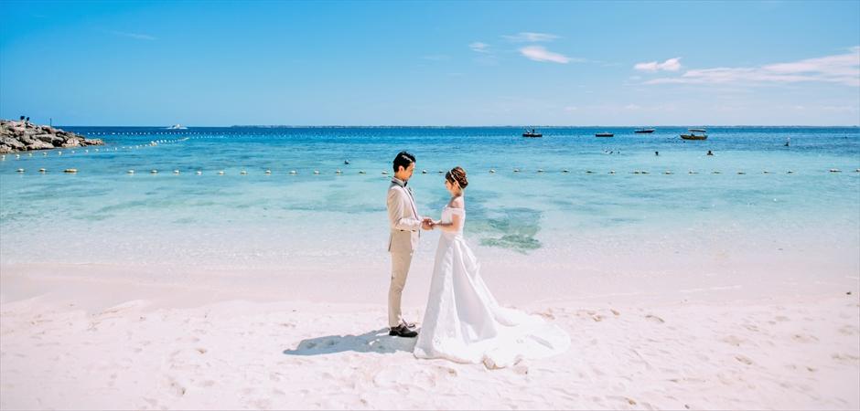 Classic Wedding at Shagri-la's Beach