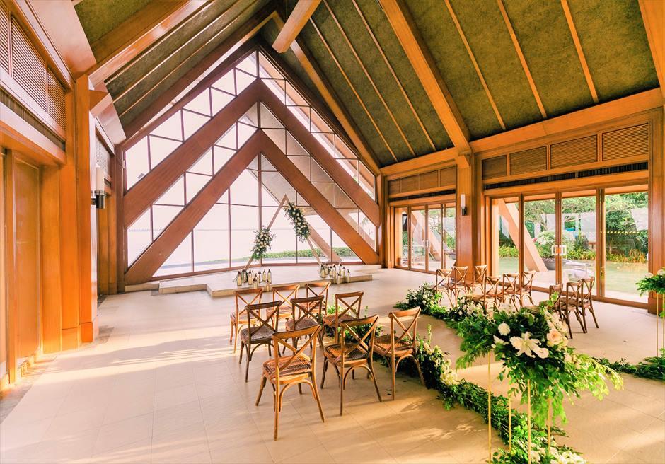 ラスティック・アップグレード装飾ウェディングアーチ・生花装飾アイル・サイドグリーンリーフ追加2つの生花スタンディングフラワー