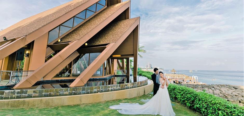 Rustic Wedding at Ocean Pavilion Chapel