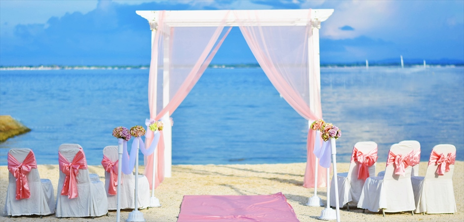 KANON CEBU  Beach Front Wedding