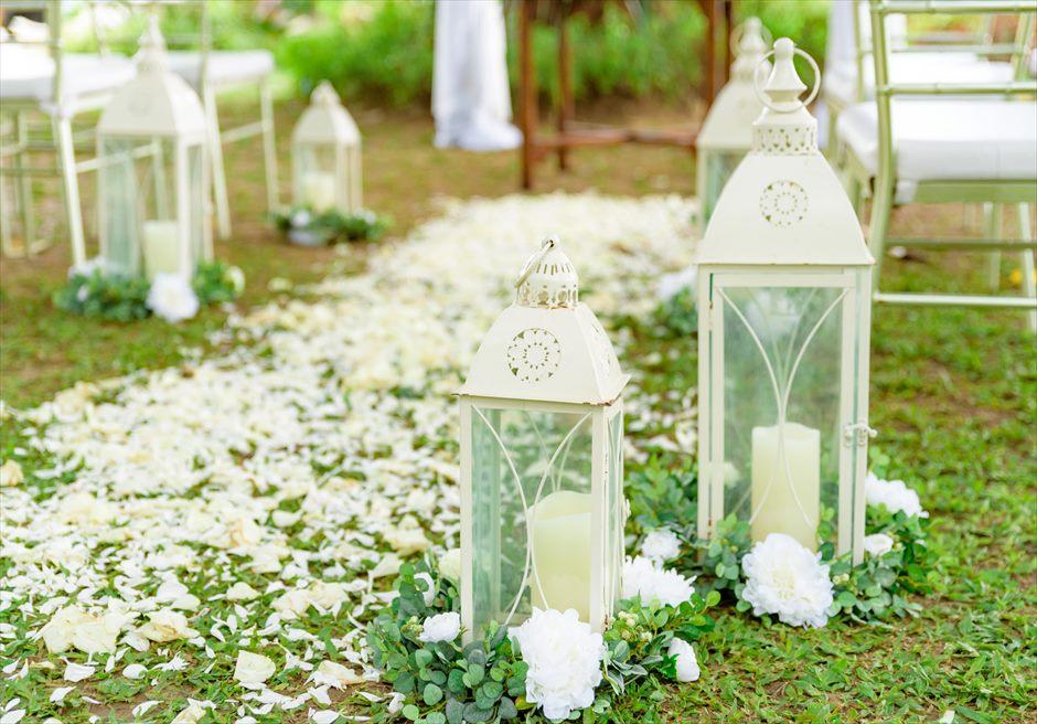 シルカ1900ナチュラル・ウェディングツリー・ガーデン生花バージンロードランタン装飾