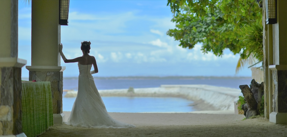 Classic Wedding at Tropical Beach
