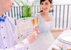 セブウェディング リゾ婚 乾杯