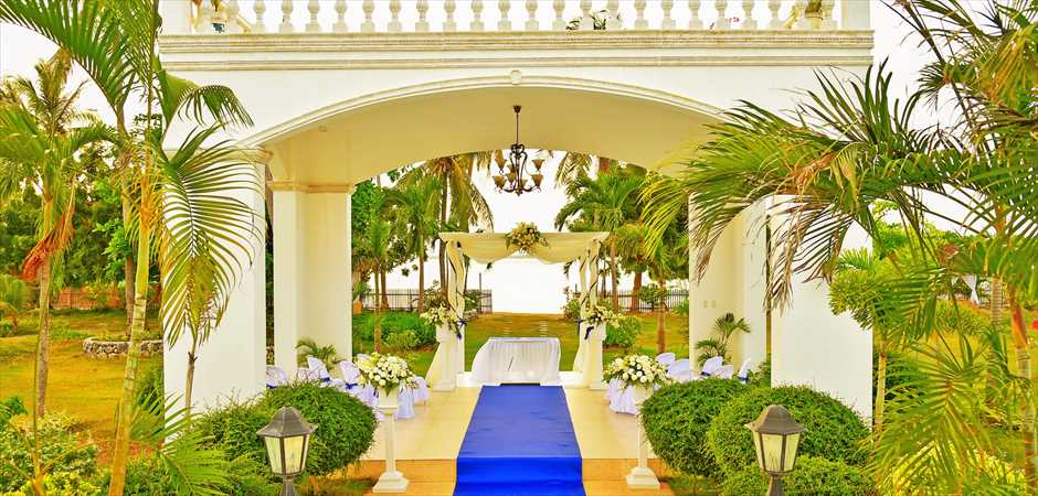 Casa Blanca by the Sea Garden by the Sea Sunset