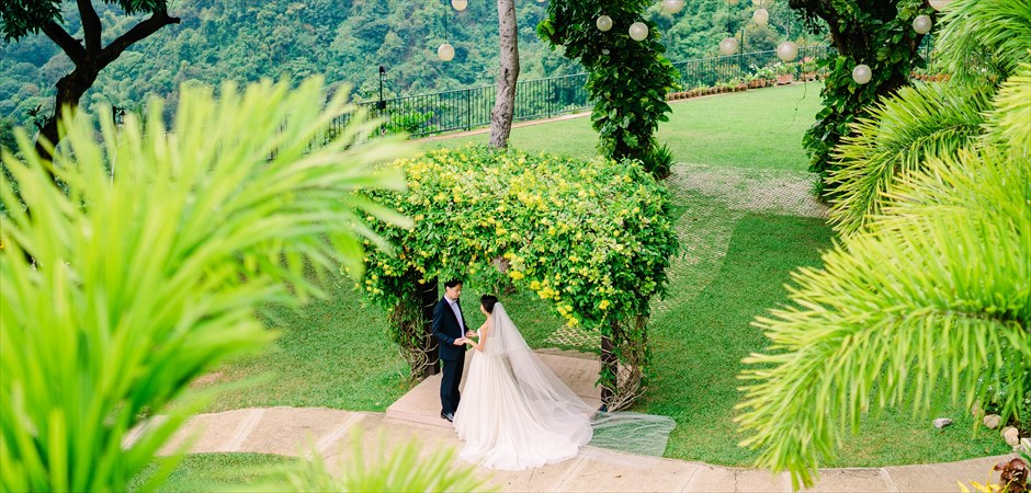 Natural Wedding at Private Garden