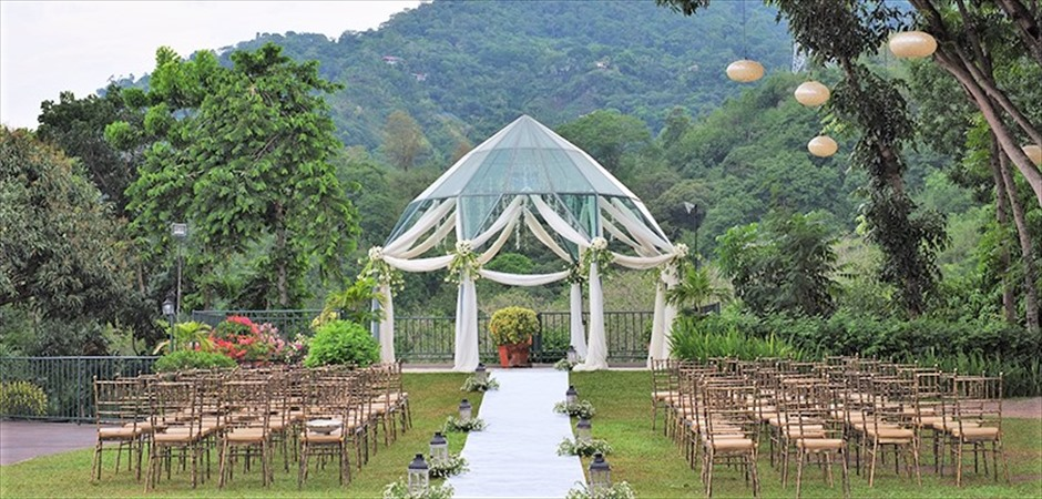 Forest View Wedding at Glass Gazebo