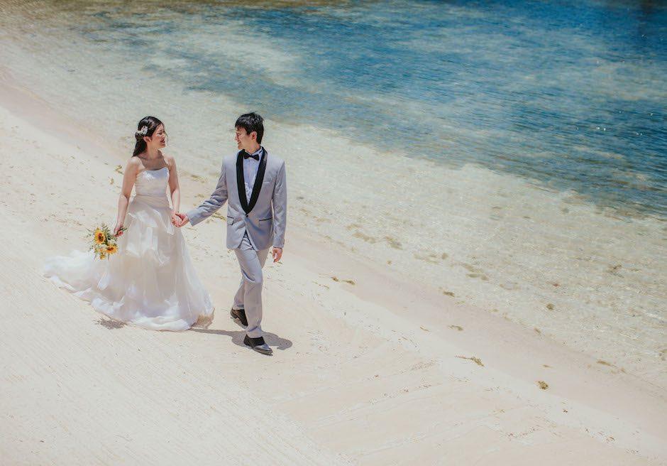 セブ島・結婚式 シャトー・バイ・ザ・シー ビーチ