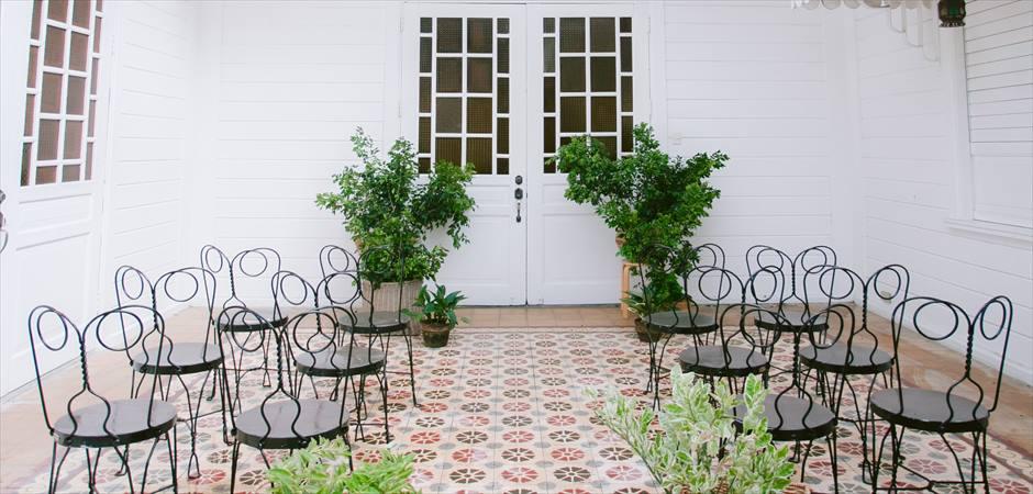 Circa 1900 Casa Uno Veranda