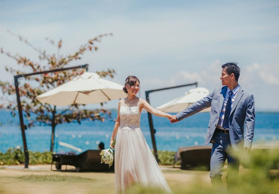 セブ・結婚式 クリムゾン・リゾート & スパ・マクタン ガーデン