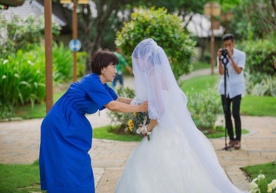 セブ島・結婚式 クリムゾン・リゾート&スパ・マクタン ガーデン会場