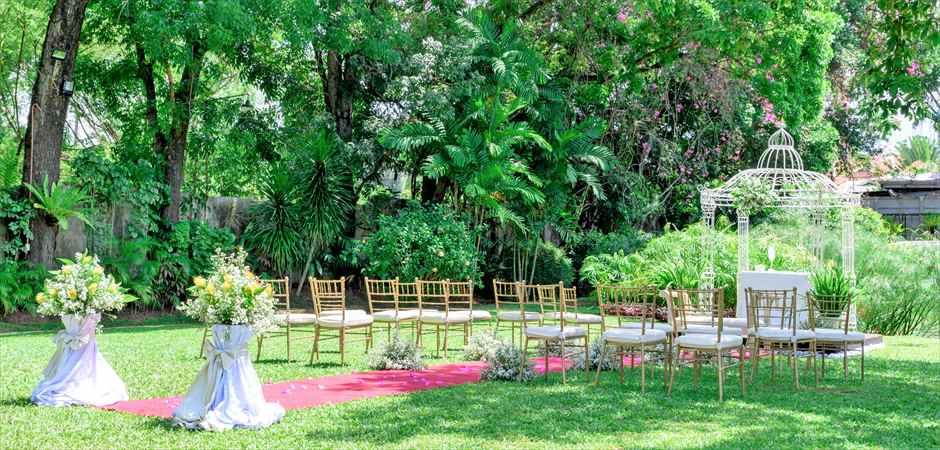 Montebello Villa Hotel Pavilion Garden