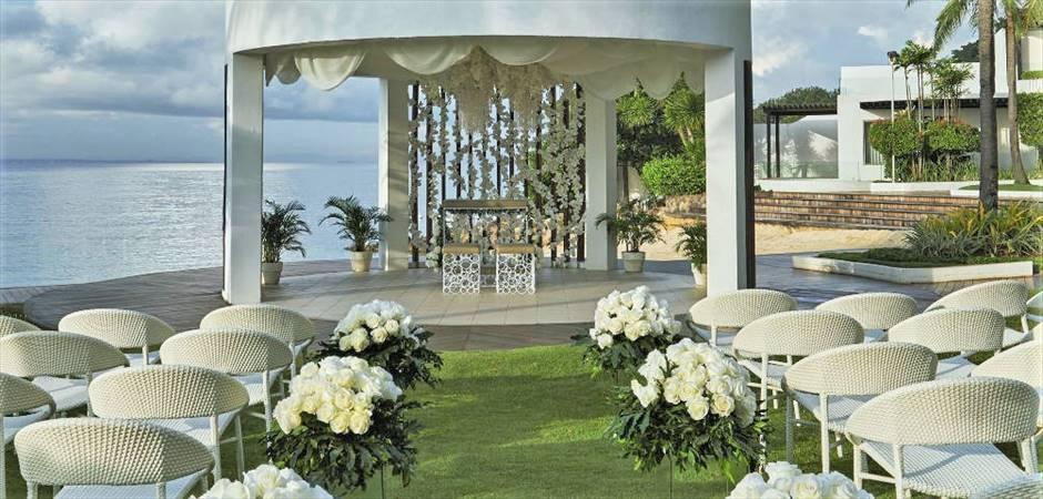 Movenpick Hotel Mactan Island Gazebo Garden